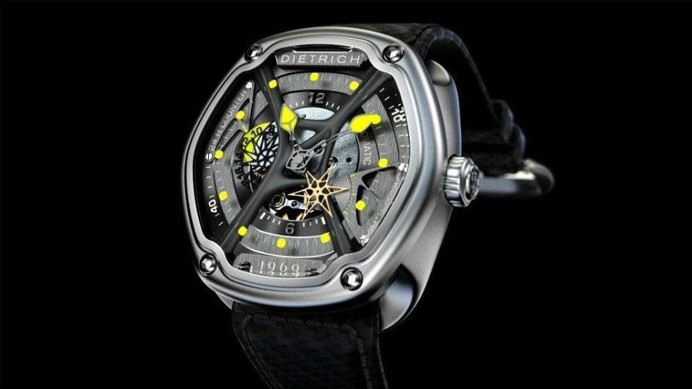 relojes dietrich: innovación y vanguardia en joyería marcos