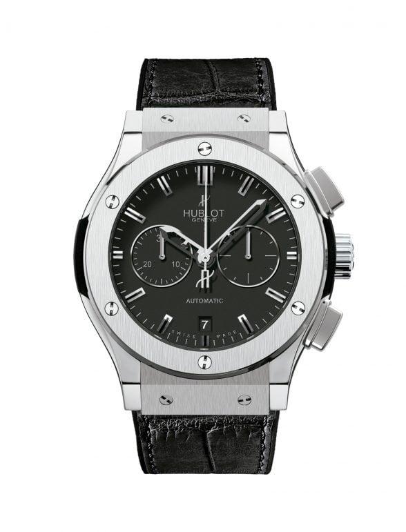 hublot classic fusion automatic chronograph 42mm 2