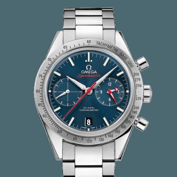 omega speedmaster '57 azul 2