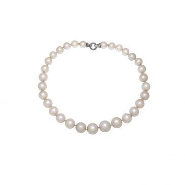 collar de perlas australianas