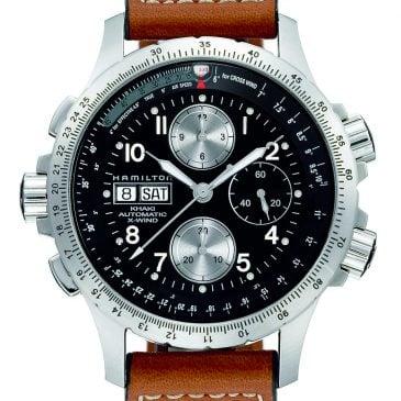 reloj hamilton Khaki X-Wind H77616333