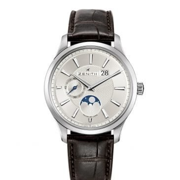 zenith captain moonphase 1