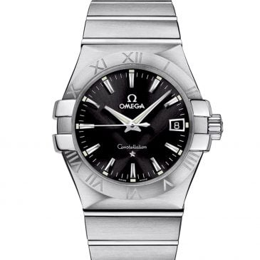 omega constellation 36 esfera negra 1