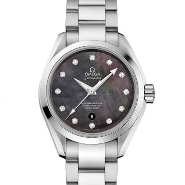 omega seamaster aquaterra 34 nácar diamantes 2