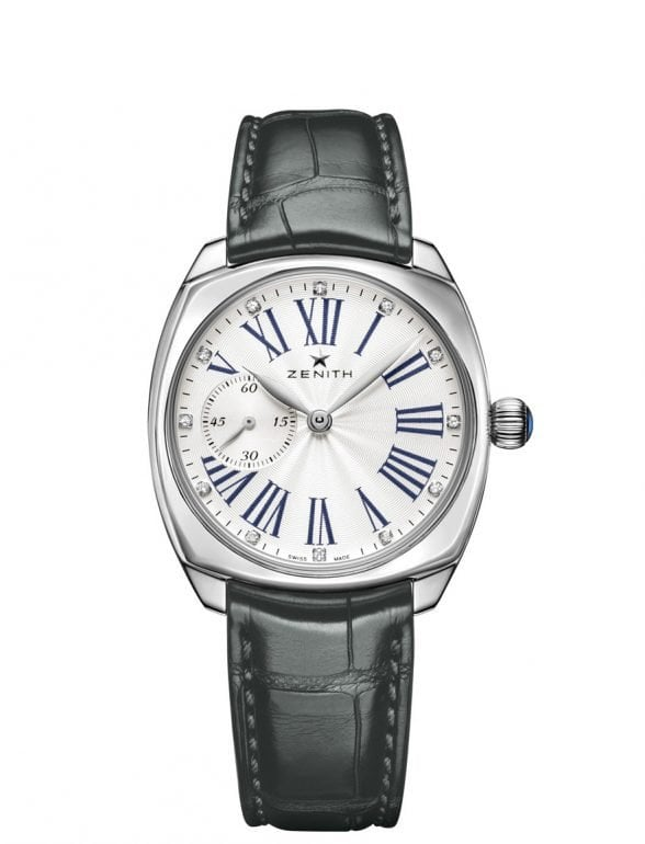 zenith heritage star silver lady 1