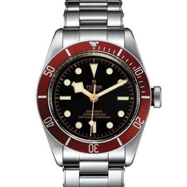 tudor black bay 2