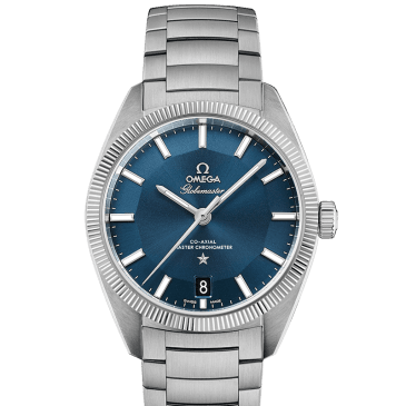 omega constellation globemaster 39 azul 1