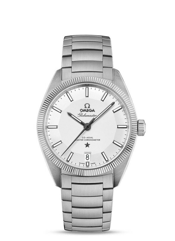 omega constellation globemaster 39 plata 1