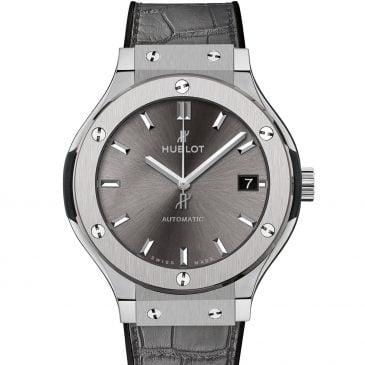 hublot classic fusion titanium racing grey 38mm 1