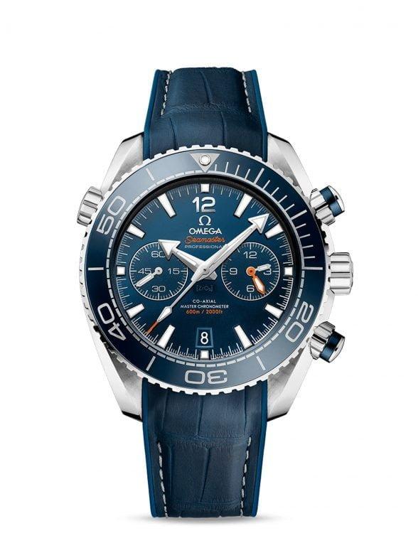 omega seamaster planet ocean chronometer 21533465103001