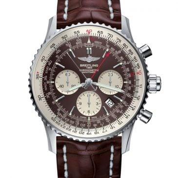 breitling navitimer 1 b03 chronograph rattrapante 45