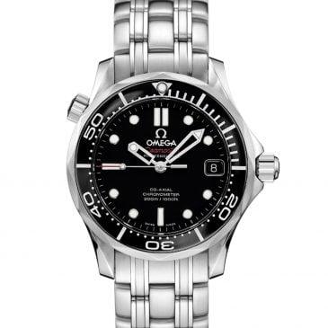 omega seamaster diver 300m 36,25 negro 2