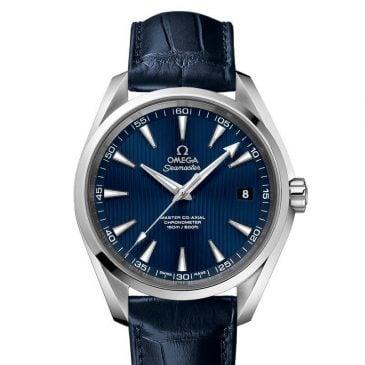 omega seamaster aqua terra 150m 41,5 azul