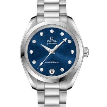 omega seamaster aqua terra 150m 34 azul 2