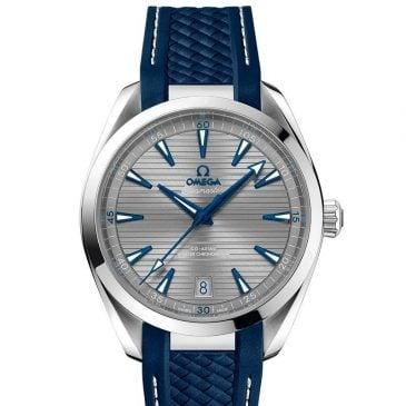 omega seamaster aqua terra 150m 41 gris azul