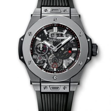 hublot big bang meca 10 titanium 45mm