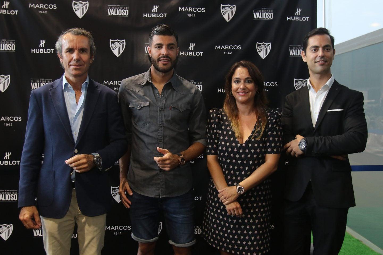 Joyería Marcos Hublot Málaga CF