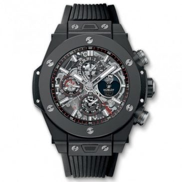 hublot big bang unico perpetual calendar black magic 45mm 1
