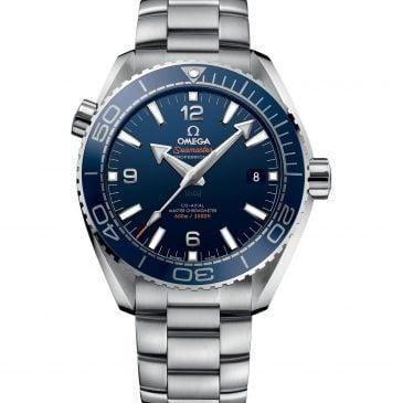 omega seamaster planet ocean 600m 43,5 azul