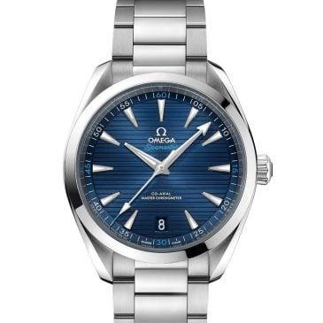 omega seamaster aqua terra 41 azul