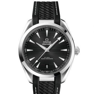 omega seamaster aqua terra 150m 41 negro