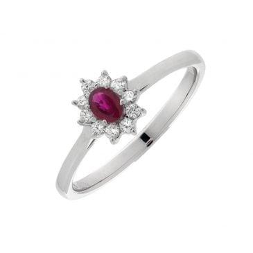colgante zafiro y diamantes 19