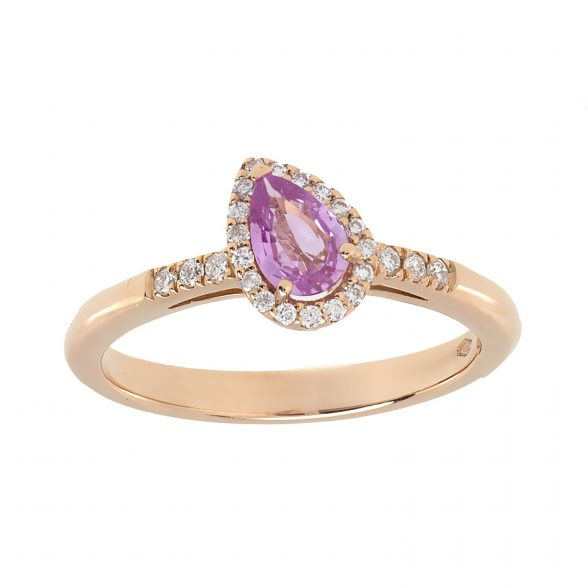colgante zafiro y diamantes 12