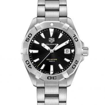 tag heuer aquaracer 41 mm