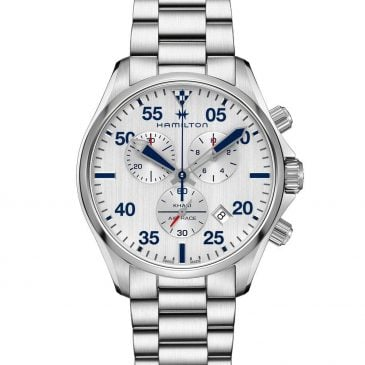 hamilton khaki aviation chrono quartz 44 2