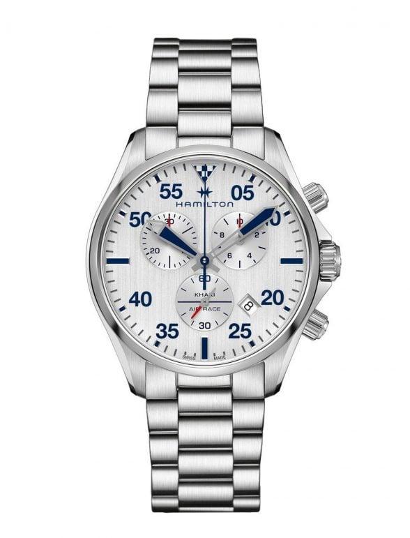 hamilton khaki aviation chrono quartz 44 2