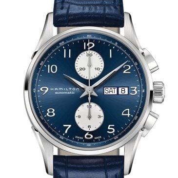 reloj hamilton jazzmaster maestro auto chrono h32576641