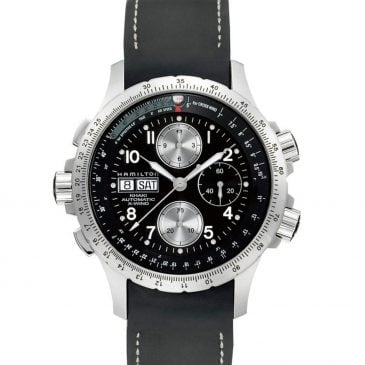 hamilton aviation khaki x wind 44 auto chrono 1