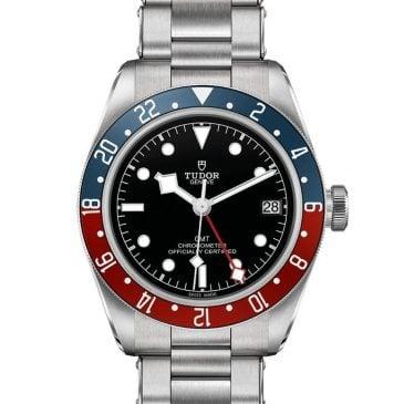 reloj tudor black bay GMT m79830rb-0001
