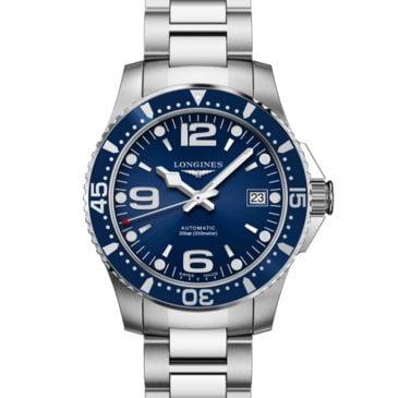 longines hydroconquest 39 azul 2