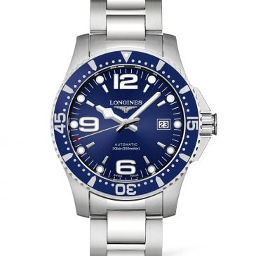 longines hydroconquest blue 1