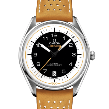 omega olympic official timekeeper 3