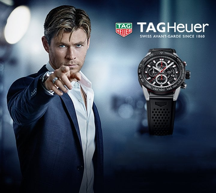 relojes hombre tagheuer