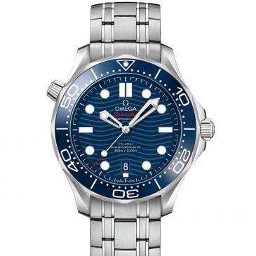 omega seamaster diver 300m 42 blue