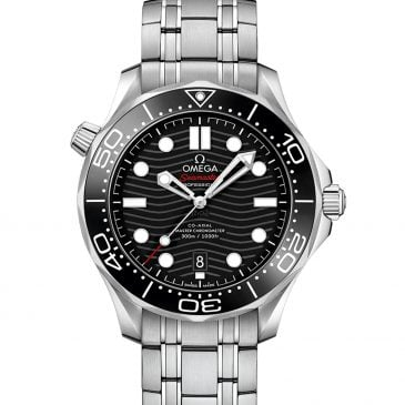 omega seamaster diver 300m 42 black