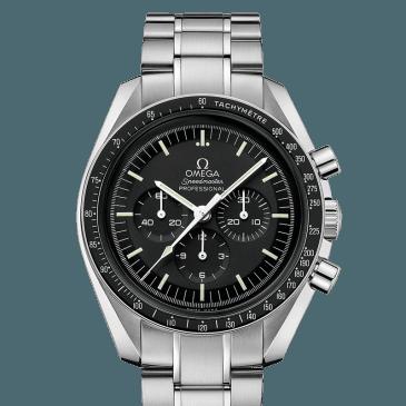 omega speedmaster moonwatch 42 automatisch saphir