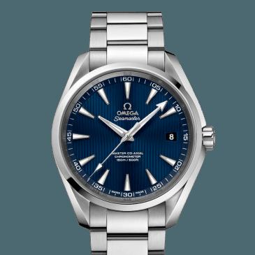 omega seamaster aqua terra 150m 41,5 blue