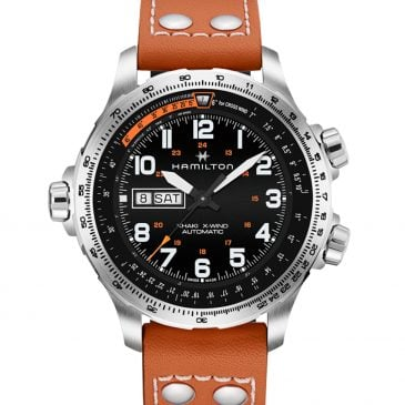 hamilton khaki aviation x wind 44 day date
