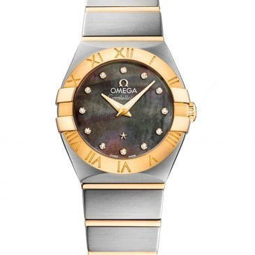 omega constellation tahiti 12320246057006