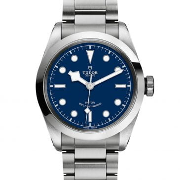 tudor black bay 41 azul