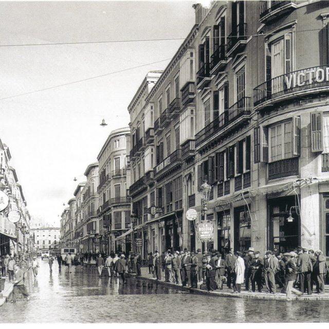 joyería Marcos en Calle Larios