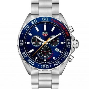 tag heuer formula 1 43 mm aston martin red bull racing team cuarzo