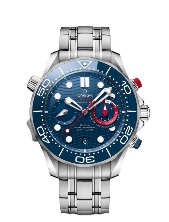 omega seamaster diver 300 copa america 21030445103002