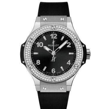 hublot big bang 38 mm diamantes