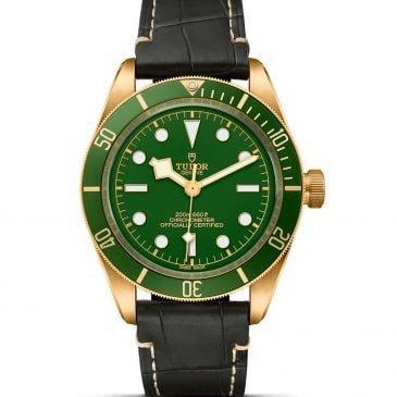 Tudor Black Bay Fifty-Eight 18K Green New 2021