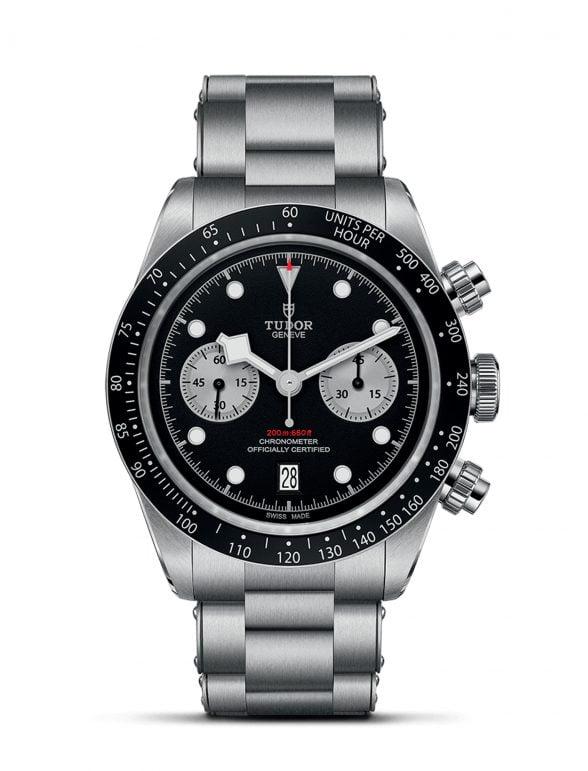 Tudor Black Bay Chrono Schwarz New 2021 Ref. m79360n-0001